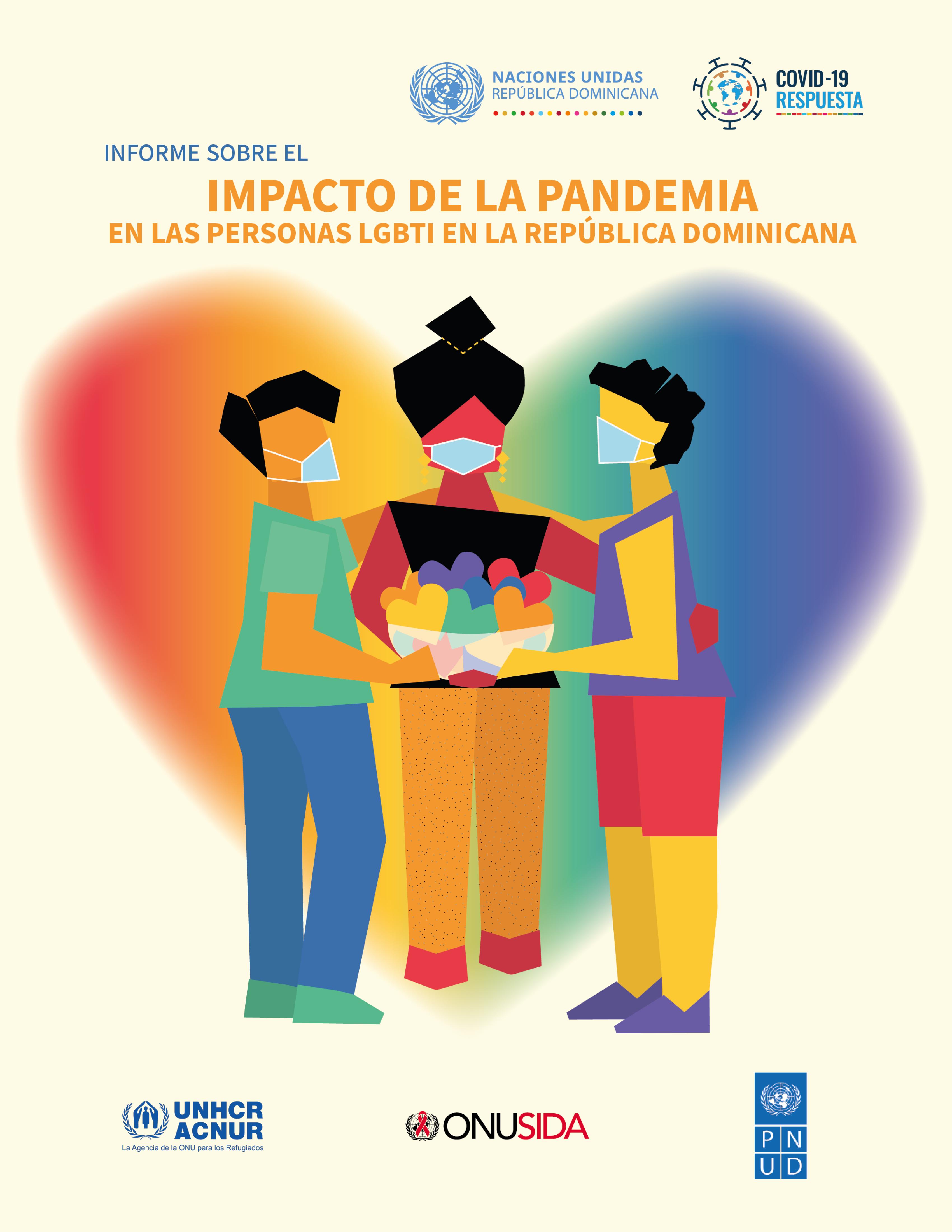 portada informe LGBTI y covid