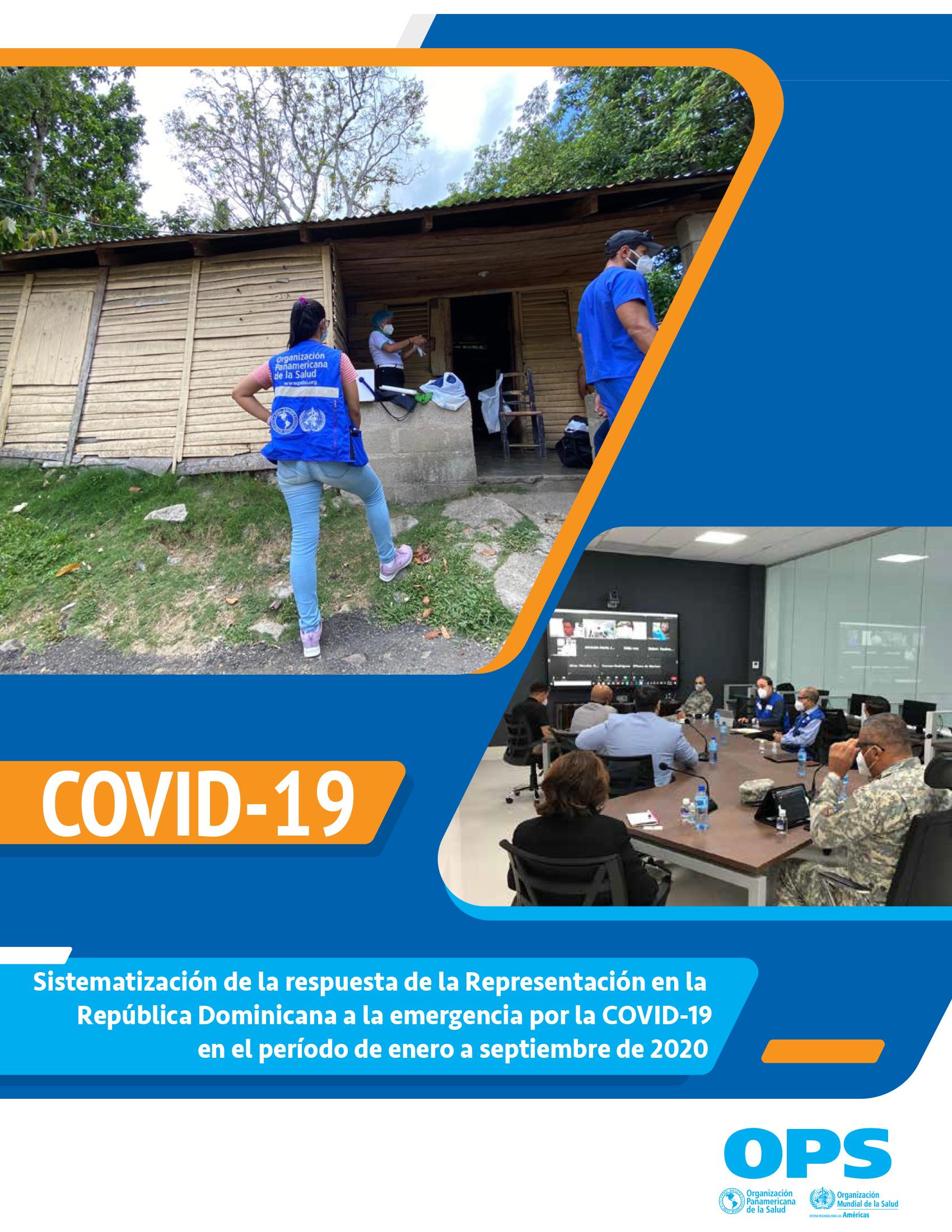 portada respuesta COVID OPS sept2020