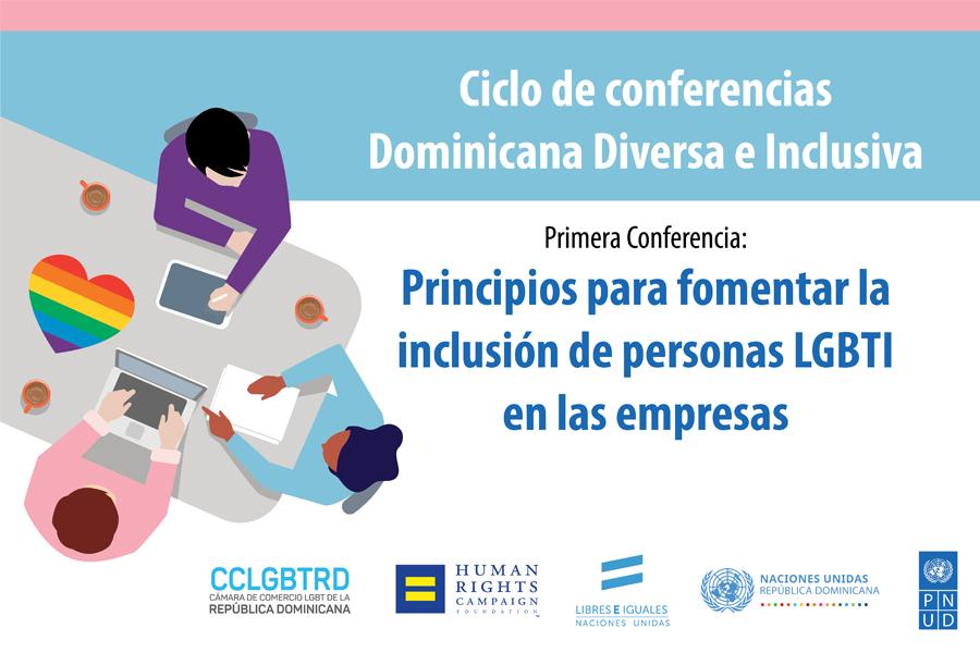 Banner web 1ra conferencia inclusión laboral LGBTI