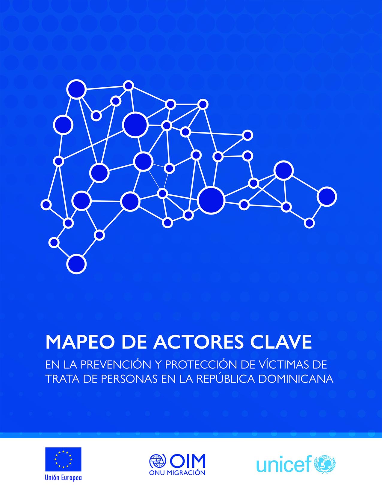 Mapeo Actores Clave temas de trata