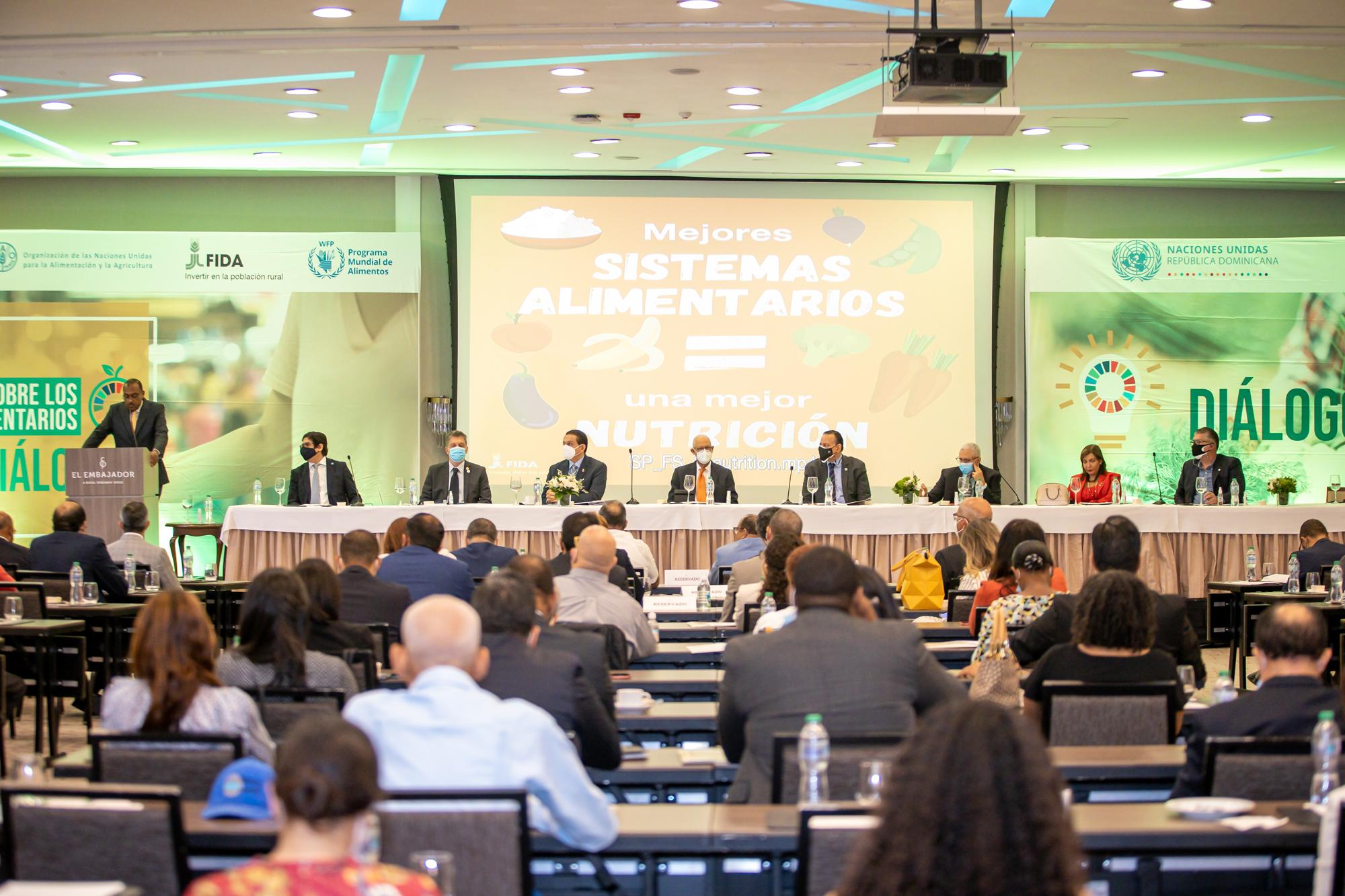 República Dominicana se prepara para la Cumbre sobre Sistemas Alimentarios de las Naciones Unidas