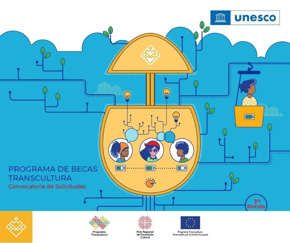 El Programa Transcultura de la UNESCO y la UE lanza su Primera Convocatoria de Becas