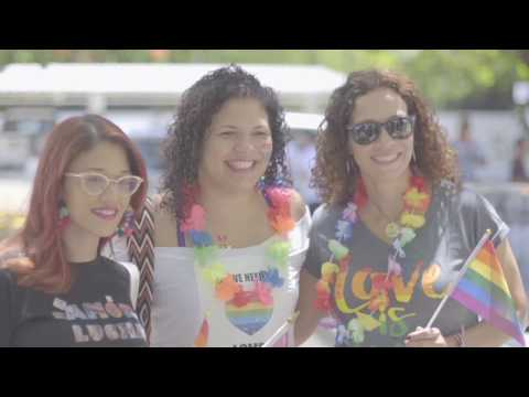 Derechos LGBTI son Derechos Humanos - Libres e Iguales
