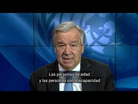 Secretario General ONU: El Impacto de #COVID19 en América Latina y el Caribe