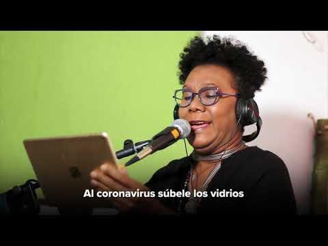 Xiomara Fortuna - Sácale lo pie #COVID19